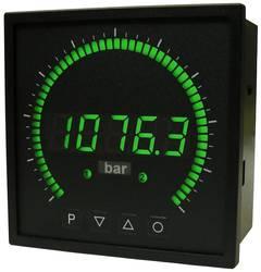Montwill Produkte: Bargraphanzeige / Leuchtbandanzeige MB2 Frequenz