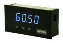 Montwill Produkte: Digitalanzeige M1 Potentiometer 96 x 48 mm