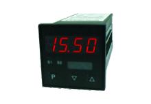 Montwill Produkte: Digital indicator PDE4 Pressure measurement