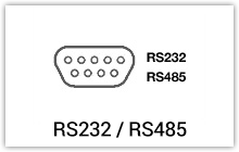 RS232 / RS485